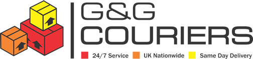G and G Couriers Logo