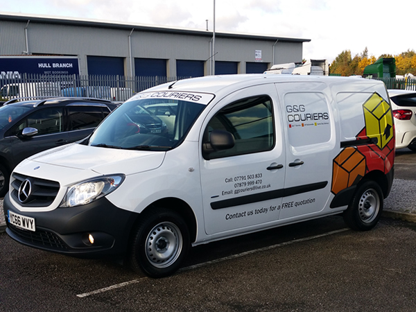 Courier Service in Yorkshire Featured Image